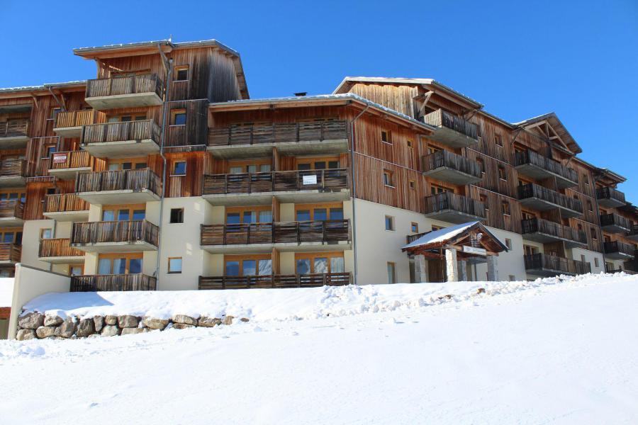 Location au ski La Résidence les Chaumettes - Superdévoluy
