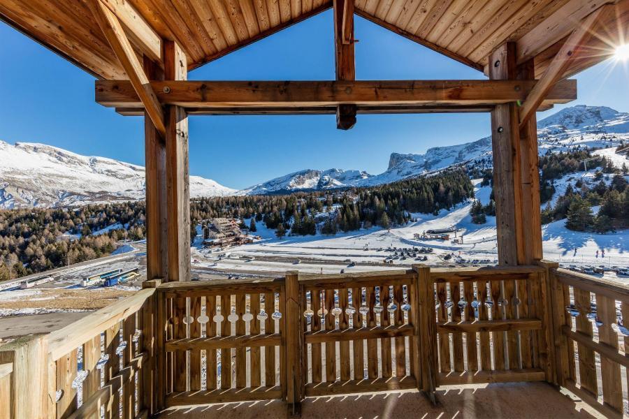 Location au ski La Résidence les Toits du Dévoluy - Superdévoluy - Balcon