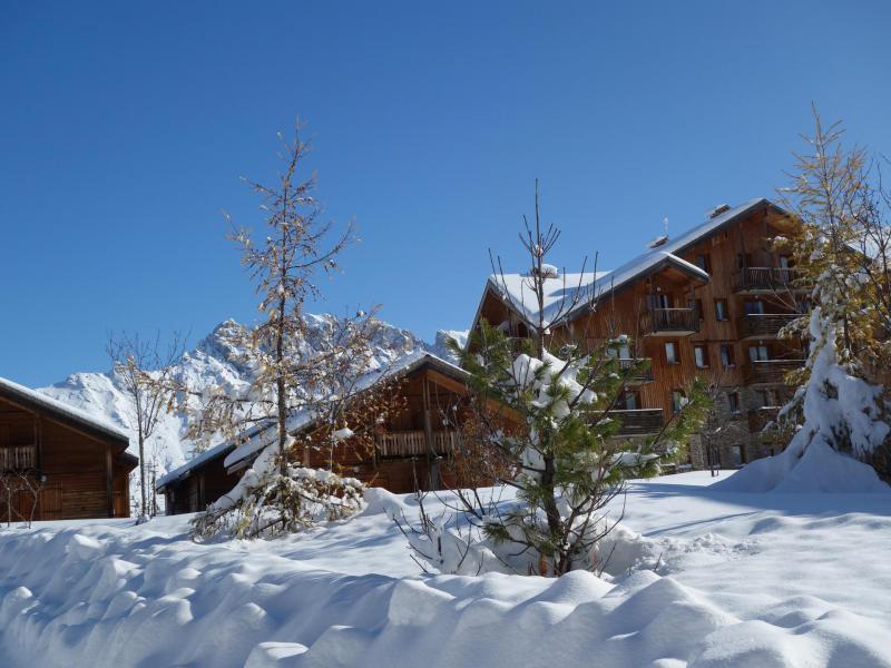 Alquiler al esquí Le Hameau du Puy - Superdévoluy - Invierno