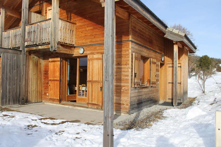 Alquiler al esquí Logement 3 pièces 6 personnes (HAMEAU-F2) - Le Hameau du Puy - Superdévoluy