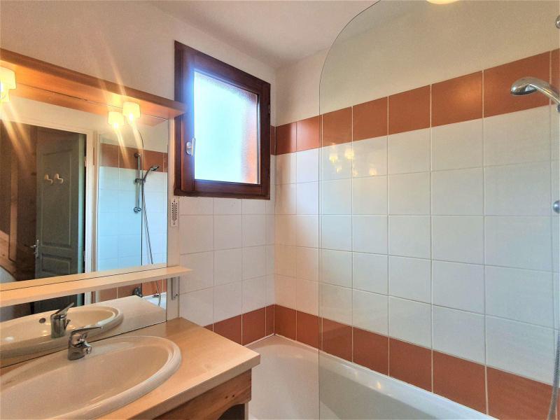 Alquiler al esquí Chalet adosado duplex 3 piezas para 6 personas (T2) - Le Hameau du Puy - Superdévoluy - Habitación
