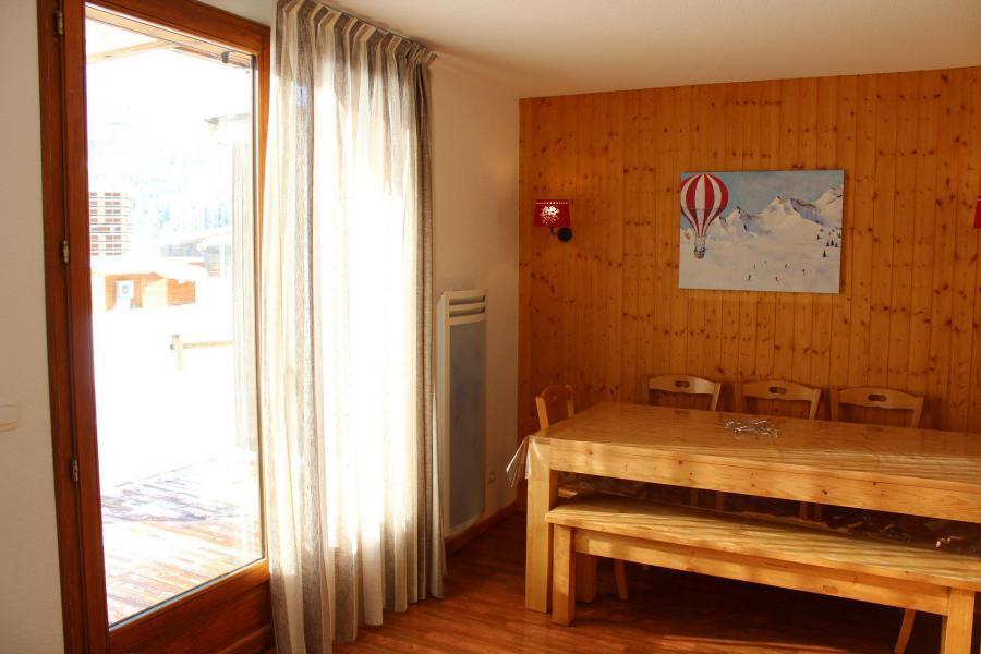 Alquiler al esquí Chalet adosado duplex 3 piezas para 8 personas (N2) - Le Hameau du Puy - Superdévoluy - Apartamento