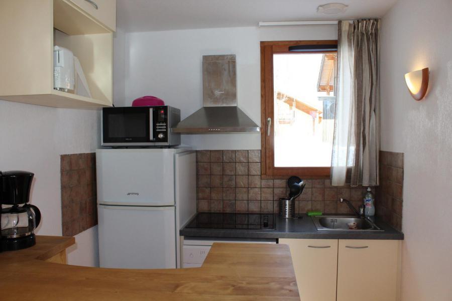 Alquiler al esquí Chalet adosado duplex 3 piezas para 8 personas (N2) - Le Hameau du Puy - Superdévoluy - Cocina
