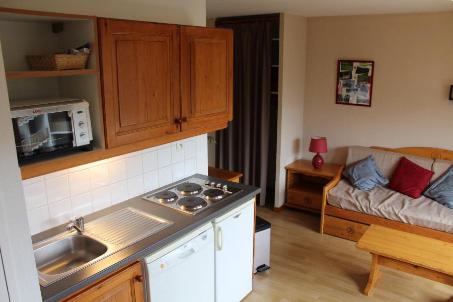Аренда на лыжном курорте Апартаменты 3 комнат 6 чел. (AN32) - Les Chalets de SuperD Ancolie - Superdévoluy - Кухня