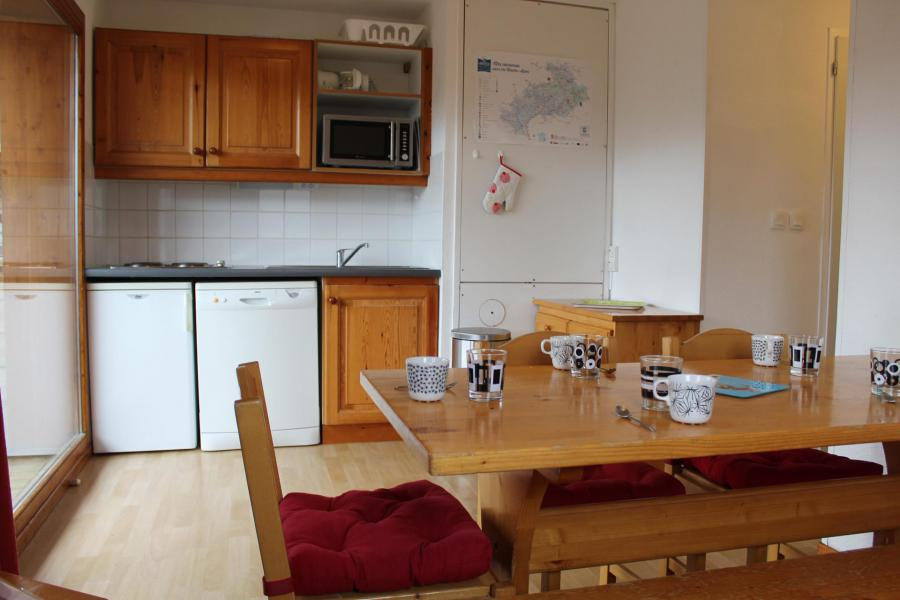 Аренда на лыжном курорте Апартаменты 3 комнат 6 чел. (AN43) - Les Chalets de SuperD Ancolie - Superdévoluy - Кухня