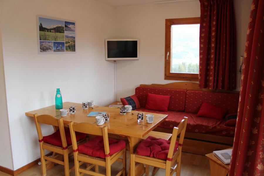 Аренда на лыжном курорте Апартаменты 3 комнат 6 чел. (AN43) - Les Chalets de SuperD Ancolie - Superdévoluy - Салон