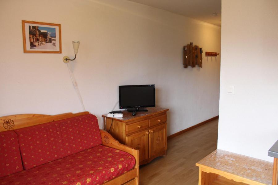 Аренда на лыжном курорте Апартаменты 3 комнат 6 чел. (AN45) - Les Chalets de SuperD Ancolie - Superdévoluy - Салон