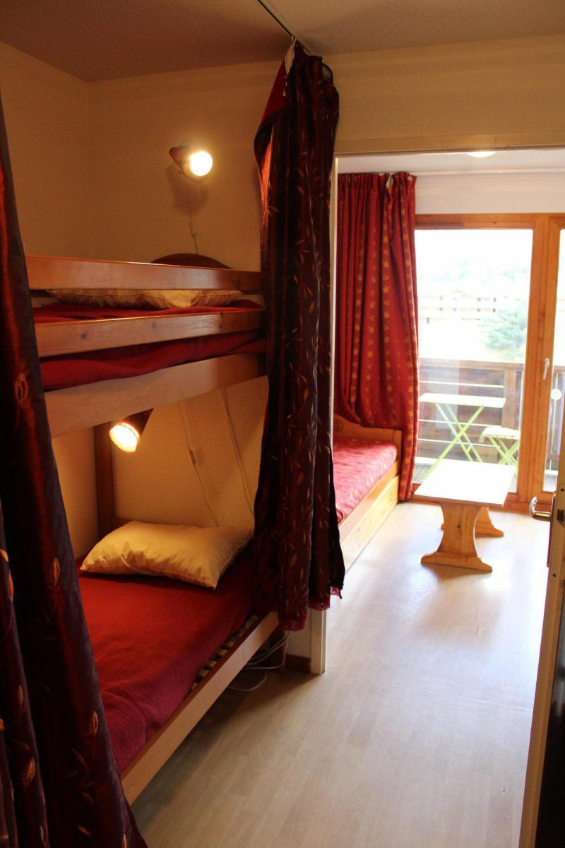 Аренда на лыжном курорте Апартаменты 2 комнат 6 чел. (BL32) - Les Chalets de SuperD Bleuet - Superdévoluy - Комната