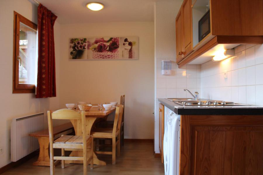 Аренда на лыжном курорте Апартаменты 2 комнат 6 чел. (BL32) - Les Chalets de SuperD Bleuet - Superdévoluy - Кухня