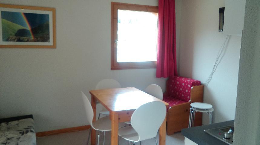 Location au ski Appartement 3 pièces 4 personnes (GE21) - Les Chalets de SuperD Gentiane - Superdévoluy - Coin repas
