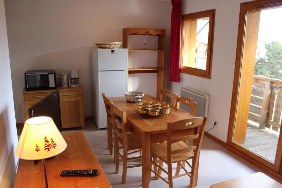 Location au ski Appartement 4 pièces 8 personnes (HE45) - Les Chalets de SuperD Hélianthème - Superdévoluy