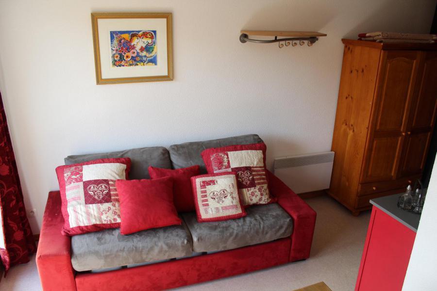 Location au ski Appartement 2 pièces coin montagne 6 personnes (HE33) - Les Chalets de SuperD Hélianthème - Superdévoluy