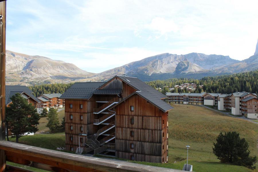 Location au ski Appartement 2 pièces coin montagne 6 personnes (HE52) - Les Chalets de SuperD Hélianthème - Superdévoluy