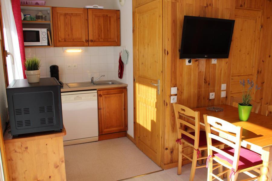 Location au ski Appartement 2 pièces coin montagne 4 personnes (HE14) - Les Chalets de SuperD Hélianthème - Superdévoluy