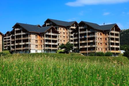 Location au ski Appartement 2 pièces coin montagne 6 personnes (HE22) - Les Chalets de SuperD Hélianthème - Superdévoluy