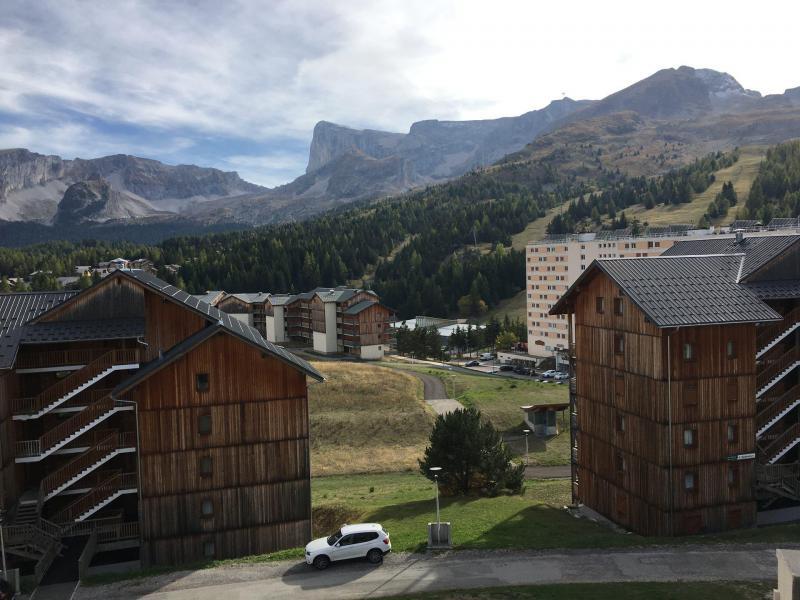 Location au ski Appartement 3 pièces 6 personnes (HE65) - Les Chalets de SuperD Hélianthème - Superdévoluy