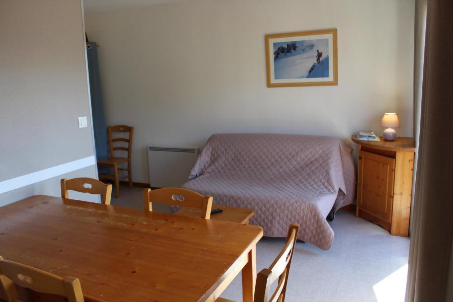 Location au ski Appartement 2 pièces coin montagne 6 personnes (HE54) - Les Chalets de SuperD Hélianthème - Superdévoluy - Kitchenette
