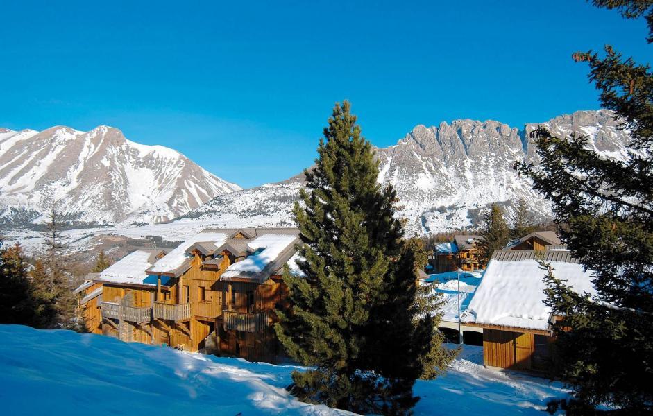 Alquiler al esquí Résidence l'Orée des Pistes - Superdévoluy - Invierno