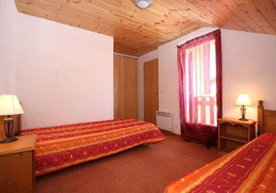 Location au ski Residence L'oree Des Pistes - Superdévoluy - Chambre
