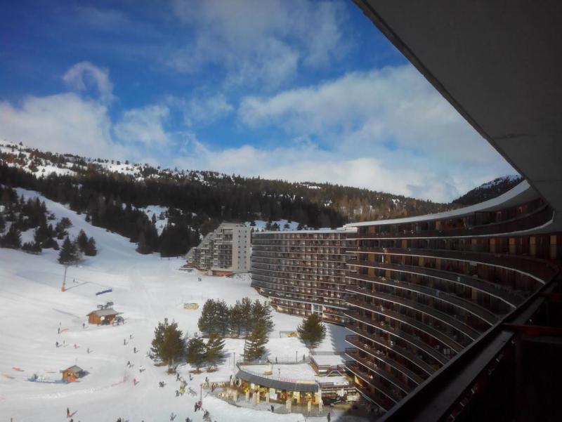 Vacaciones en montaña Estudio -espacio montaña- para 4 personas (BA0922S) - Résidence le Bois d'Aurouze - Superdévoluy - Invierno
