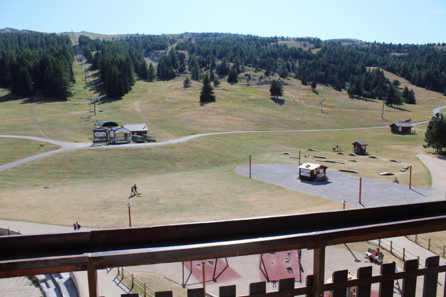 Аренда на лыжном курорте Квартира студия со спальней для 4 чел. (BA0227S) - Résidence le Bois d'Aurouze - Superdévoluy