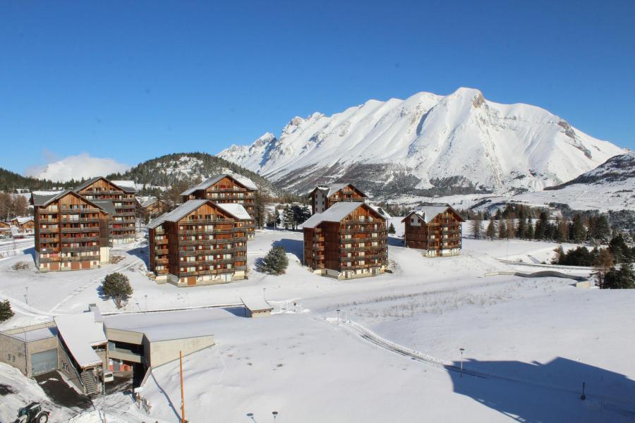 Location au ski Studio 3 personnes (BA1003N) - Résidence le Bois d'Aurouze - Superdévoluy