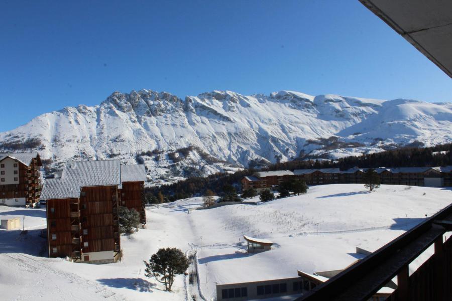 Location au ski Studio 4 personnes (BA0938N) - Résidence le Bois d'Aurouze - Superdévoluy