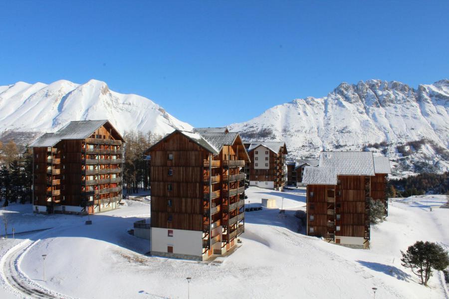 Location au ski Studio 4 personnes (BA0940N) - Résidence le Bois d'Aurouze - Superdévoluy