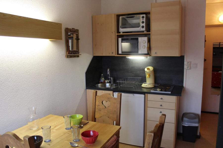 Аренда на лыжном курорте Квартира студия для 3 чел. (BA0602N) - Résidence le Bois d'Aurouze - Superdévoluy - апартаменты