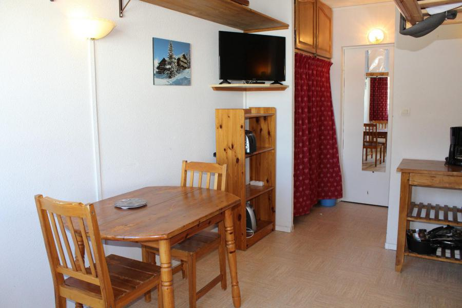 Location au ski Studio 3 personnes (BA0105N) - Résidence le Bois d'Aurouze - Superdévoluy - Séjour