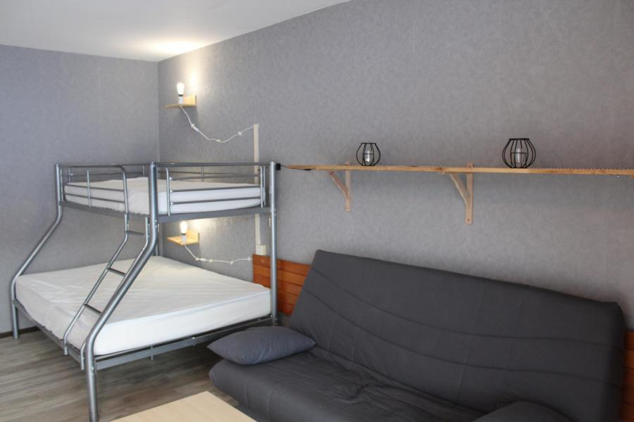 Аренда на лыжном курорте Квартира студия для 4 чел. (BA0108S) - Résidence le Bois d'Aurouze - Superdévoluy - Диван-кровать