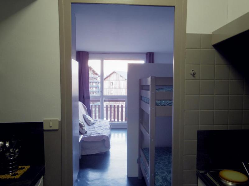 Аренда на лыжном курорте Квартира студия для 4 чел. (BA0938N) - Résidence le Bois d'Aurouze - Superdévoluy - апартаменты