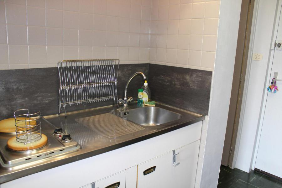 Аренда на лыжном курорте Квартира студия для 4 чел. (BA0938N) - Résidence le Bois d'Aurouze - Superdévoluy - Кухня