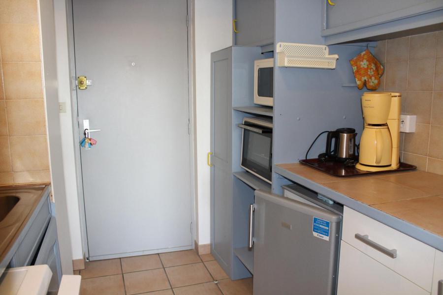 Аренда на лыжном курорте Квартира студия для 4 чел. (BA0940N) - Résidence le Bois d'Aurouze - Superdévoluy - Кухня