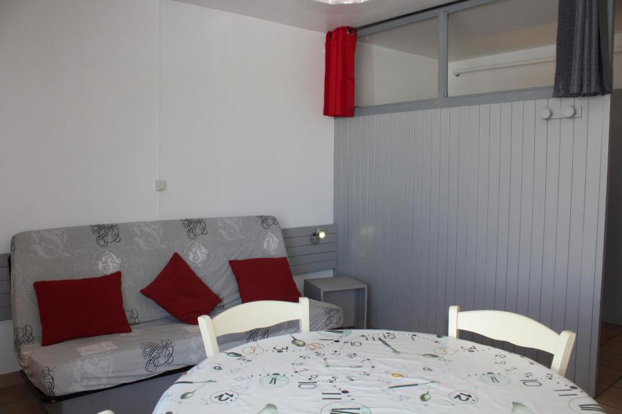 Аренда на лыжном курорте Квартира студия для 4 чел. (BA0940N) - Résidence le Bois d'Aurouze - Superdévoluy - Салон
