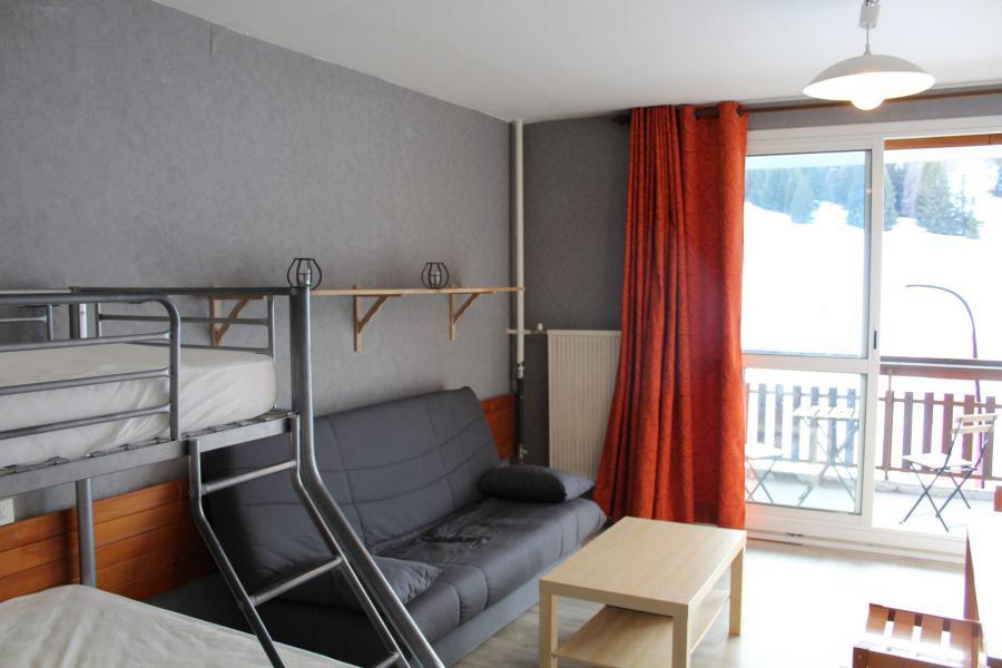 Location au ski Studio 4 personnes (BA0108S) - Résidence le Bois d'Aurouze - Superdévoluy - Séjour