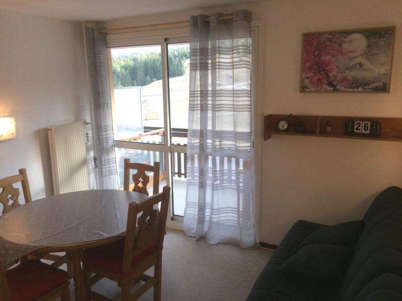 Location au ski Studio 4 personnes (BA0253S) - Résidence le Bois d'Aurouze - Superdévoluy - Appartement
