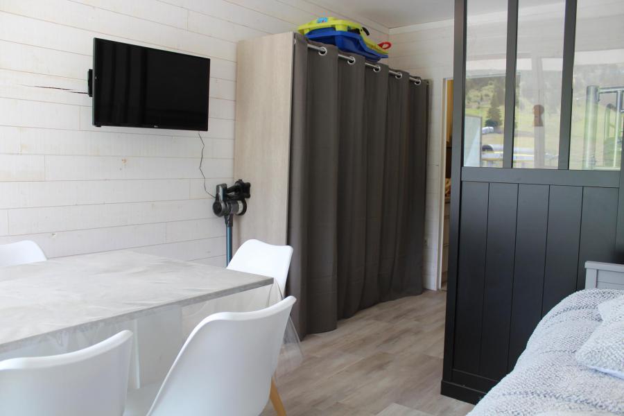 Location au ski Studio coin montagne 4 personnes (BA0110S) - Résidence le Bois d'Aurouze - Superdévoluy - Séjour