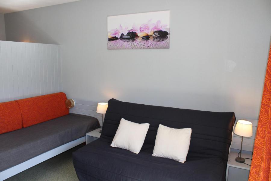 Location au ski Studio coin montagne 4 personnes (BA0227S) - Résidence le Bois d'Aurouze - Superdévoluy - Banquette-lit tiroir