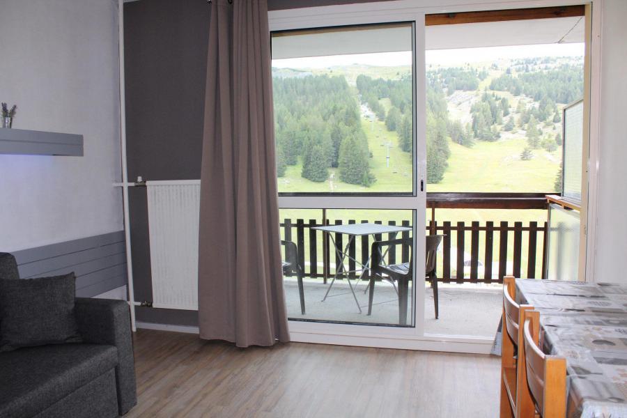 Location au ski Studio coin montagne 4 personnes (BA0922S) - Résidence le Bois d'Aurouze - Superdévoluy - Séjour