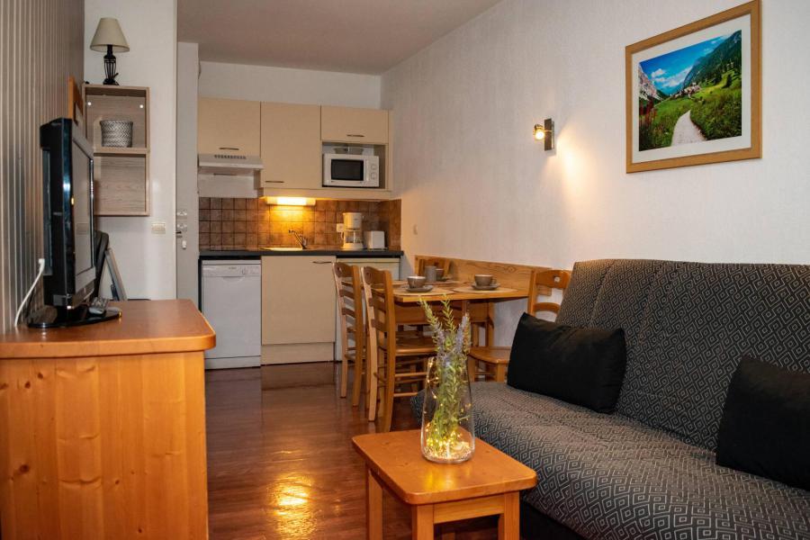 Rent in ski resort 2 room apartment 4 people (101) - Résidence le Hameau du Puy - Superdévoluy - Apartment