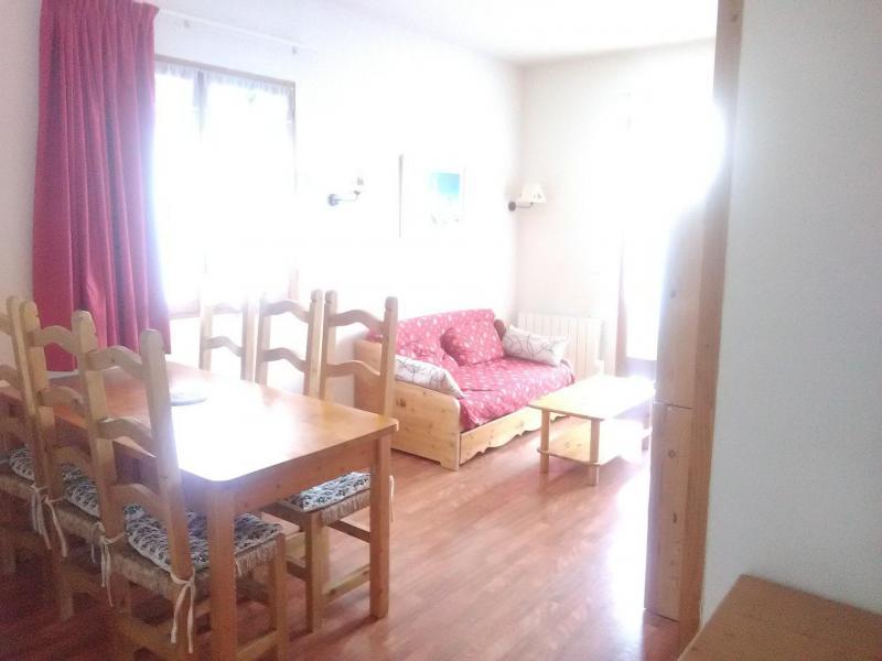 Аренда на лыжном курорте Апартаменты 3 комнат 6 чел. (003) - Résidence le Hameau du Puy - Superdévoluy - Салон