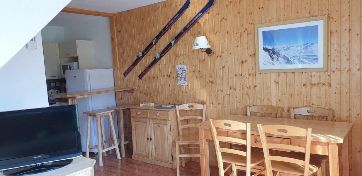 Location au ski Chalet mitoyen 3 pièces 6 personnes (M1) - Résidence le Hameau du Puy - Superdévoluy