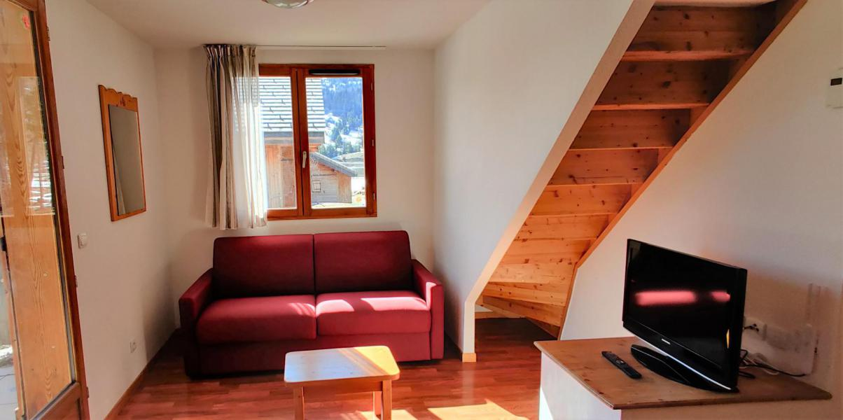 Location au ski Chalet mitoyen 3 pièces 6 personnes (A1) - Résidence le Hameau du Puy - Superdévoluy