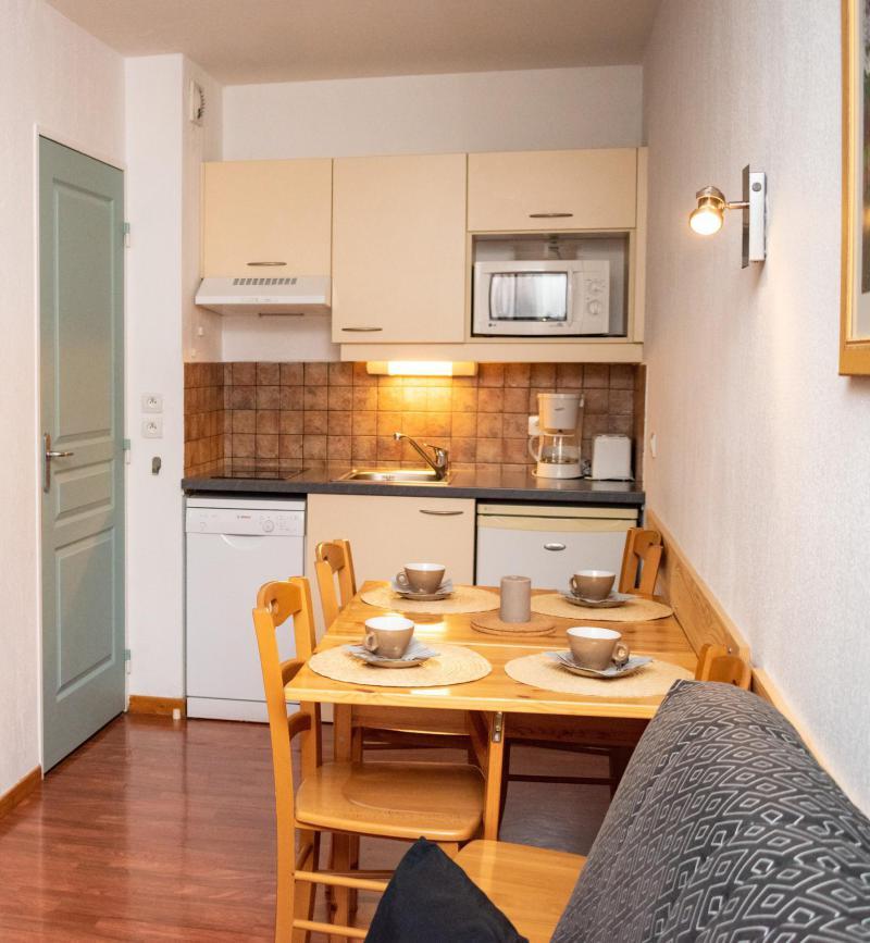 Аренда на лыжном курорте Апартаменты 2 комнат 4 чел. (101) - Résidence le Hameau du Puy - Superdévoluy