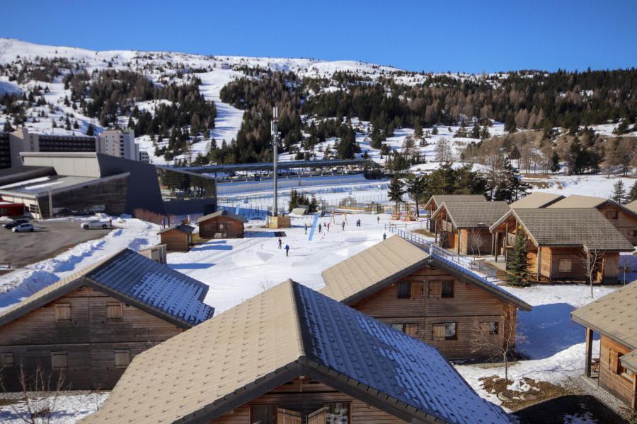 Аренда на лыжном курорте Апартаменты 4 комнат 8 чел. (308) - Résidence le Hameau du Puy - Superdévoluy