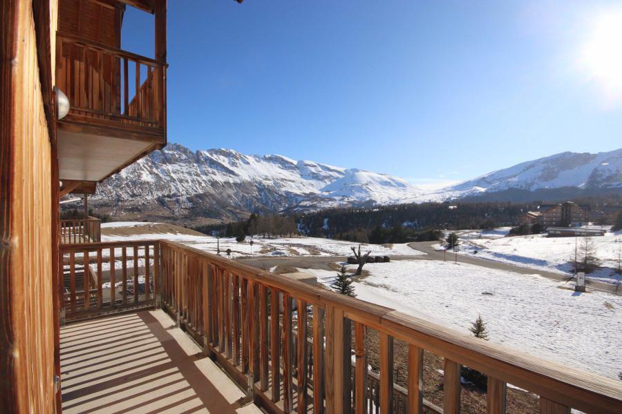 Аренда на лыжном курорте Résidence le Hameau du Puy - Superdévoluy