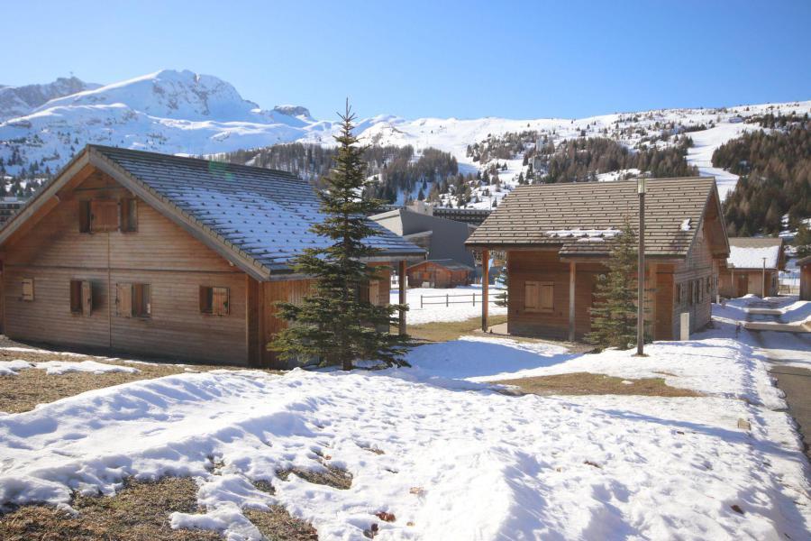 Аренда на лыжном курорте Общий шале 3 комнат 6 чел. (M2) - Résidence le Hameau du Puy - Superdévoluy