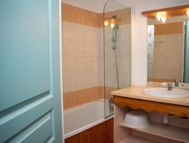 Аренда на лыжном курорте Апартаменты 3 комнат 6 чел. (005) - Résidence le Hameau du Puy - Superdévoluy