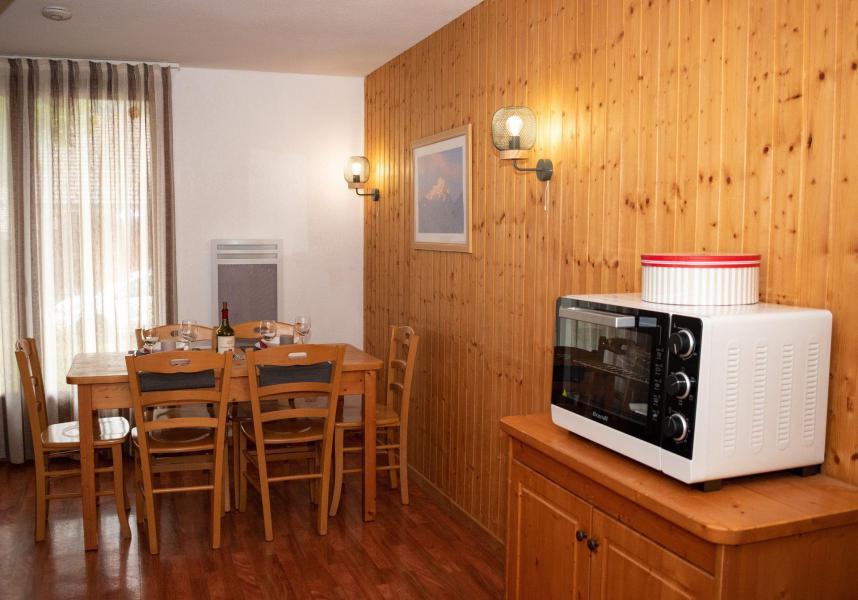 Аренда на лыжном курорте Общий шале 3 комнат 6 чел. (C2) - Résidence le Hameau du Puy - Superdévoluy